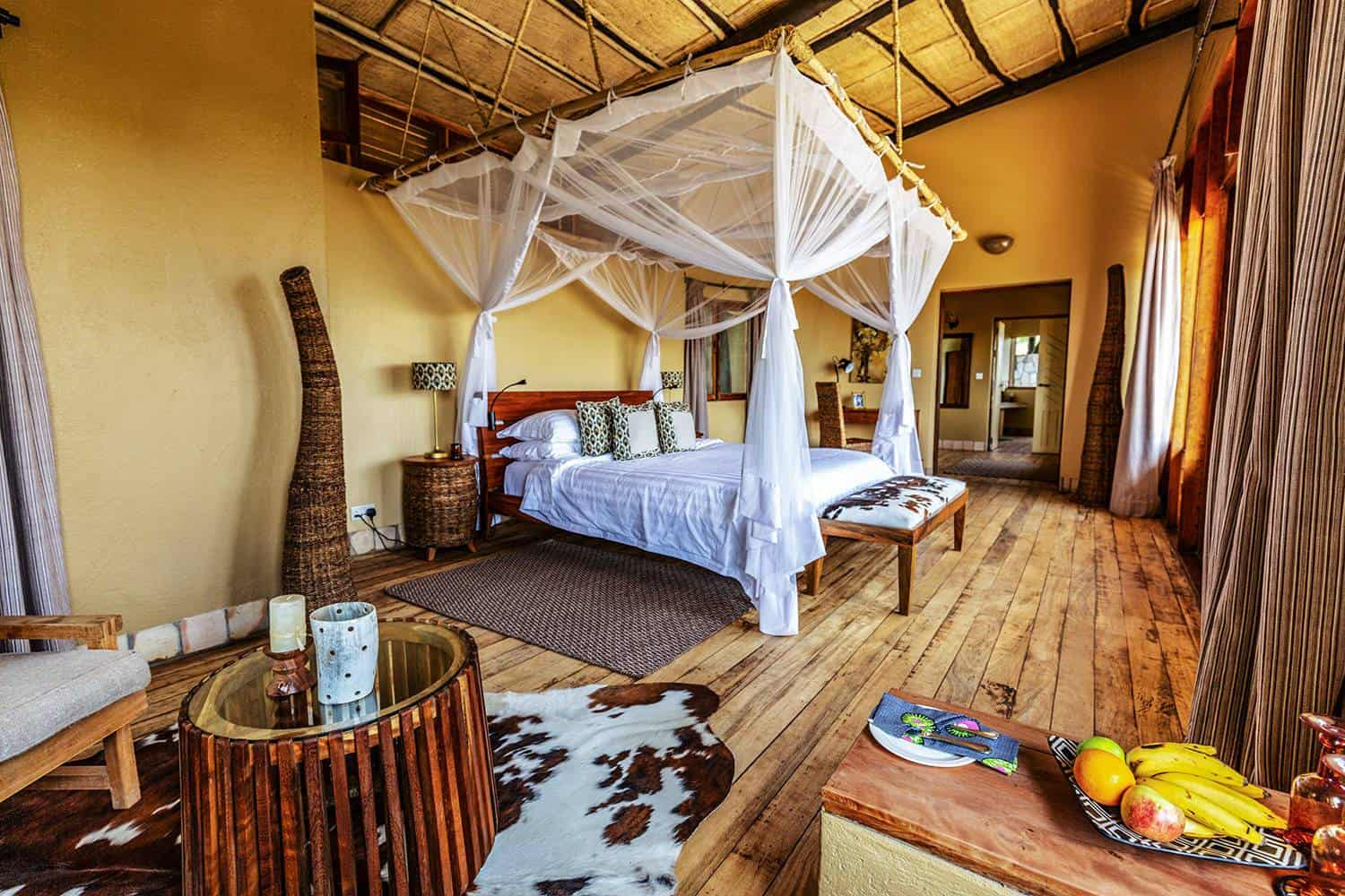 Accommodations & Rooming Arrangements For Your Wedding Safari