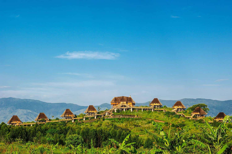Kyaninga Lodge Kibale Park View