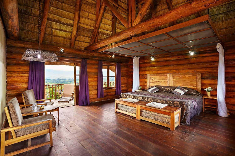 Kyaninga Lodge Accommodation Kibale