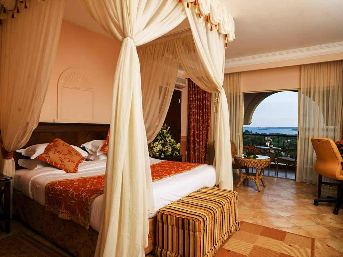 Lake Victoria Serena Golf Resort & Spa Accommodation Kampala