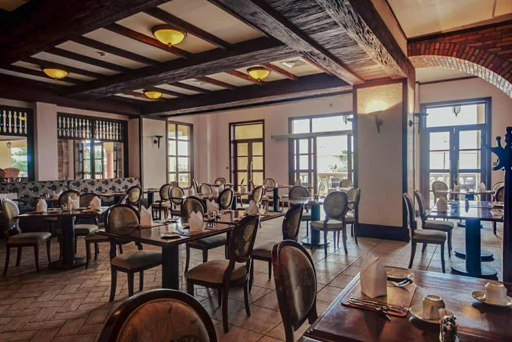 Lake Victoria Serena Golf Resort & Spa Meals Kampala Dining
