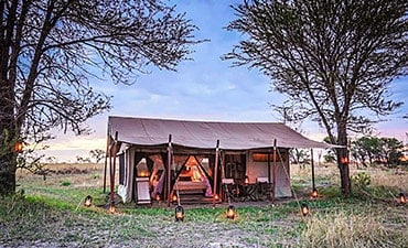 LEGENDARY SERENGETI MOBILE CAMP