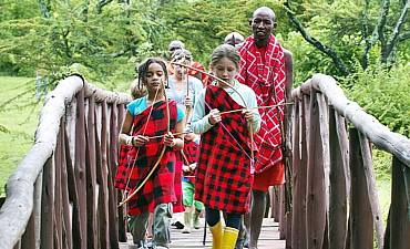 FAMILY SAFARIS IN KENYA