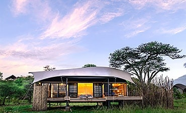 LEMALA NANYUKIE TENTED LODGE