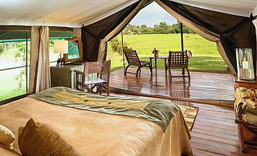 KENYA LODGES & CAMPS