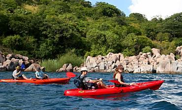 SAFARI & TOUR IN LAKE TANGANYIKA