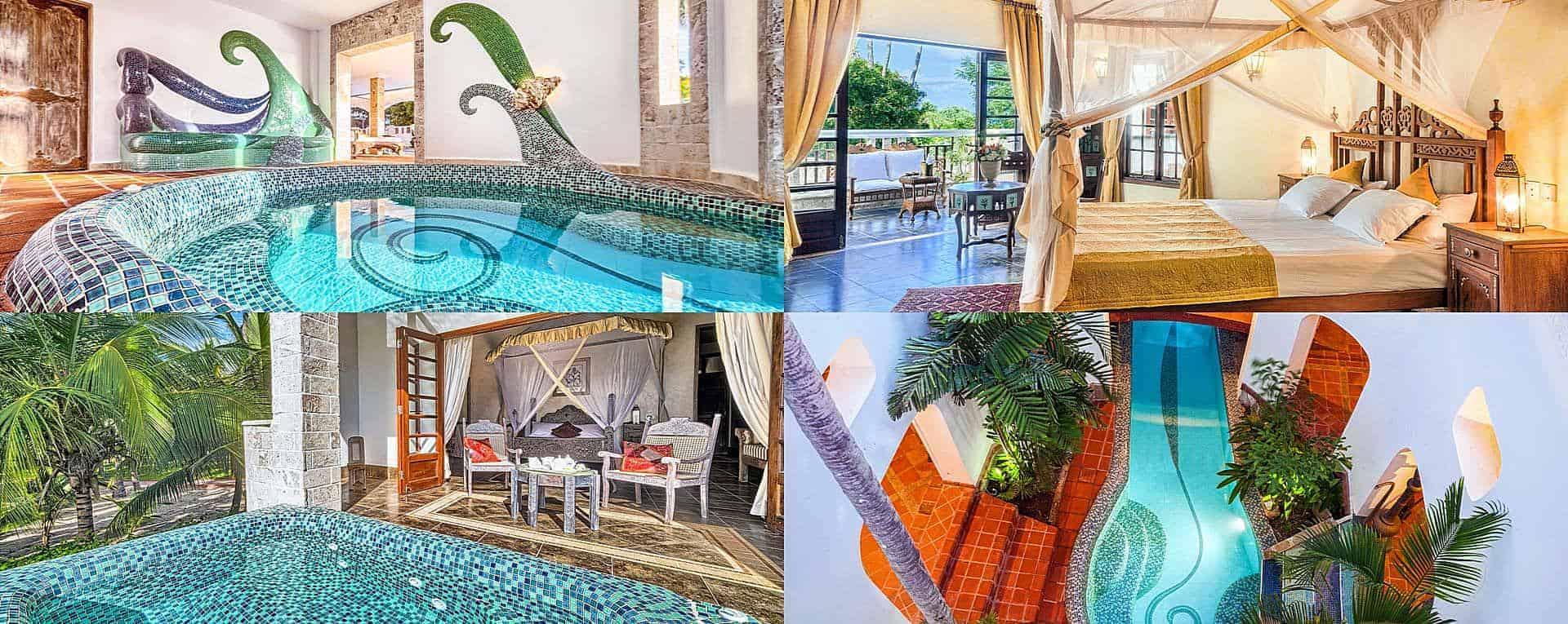 The Maji Beach Boutique Hotel - Mombasa South Beach