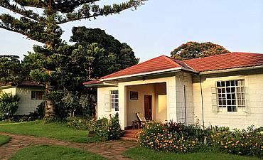 MARANGU HOTEL - KILIMANJARO