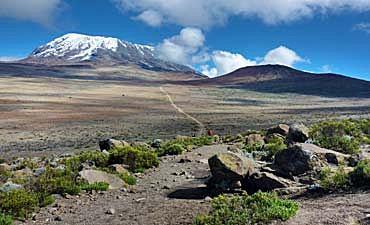 MOUNT KILIMANJARO TREK ITINERARY & PRICE