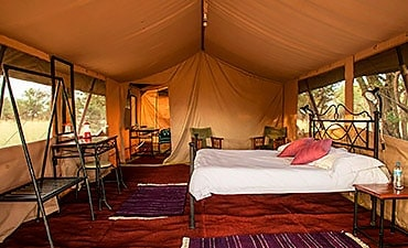 MARA UNDER CANVAS
