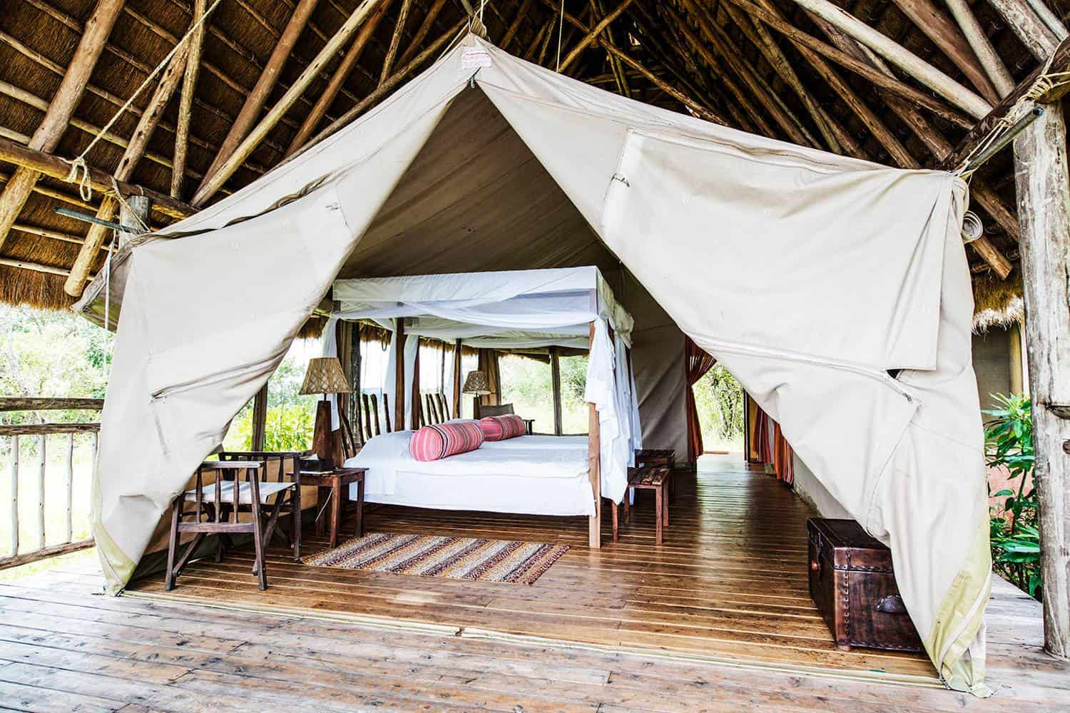 Mihingo Lodge Accommodation Lake Mburo