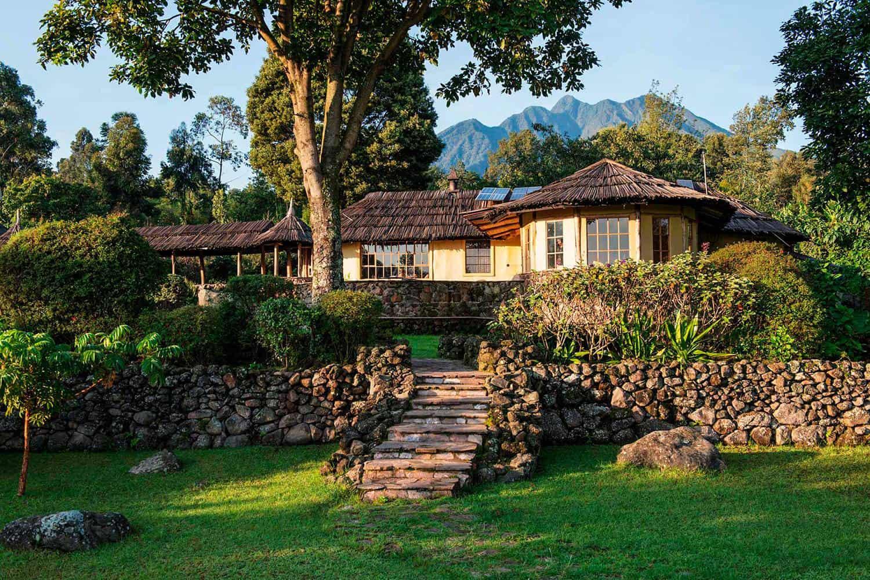 Mount Gahinga Lodge Mgahinga Park View
