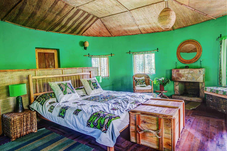 Mount Gahinga Lodge Accommodation Mgahinga
