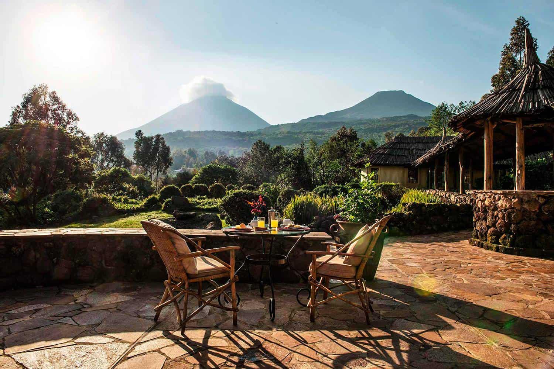 Mount Gahinga Lodge Meals Mgahinga Dining