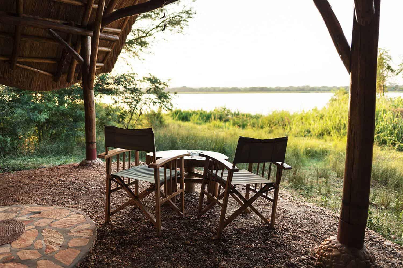 Murchison River Lodge Murchison Falls Park View