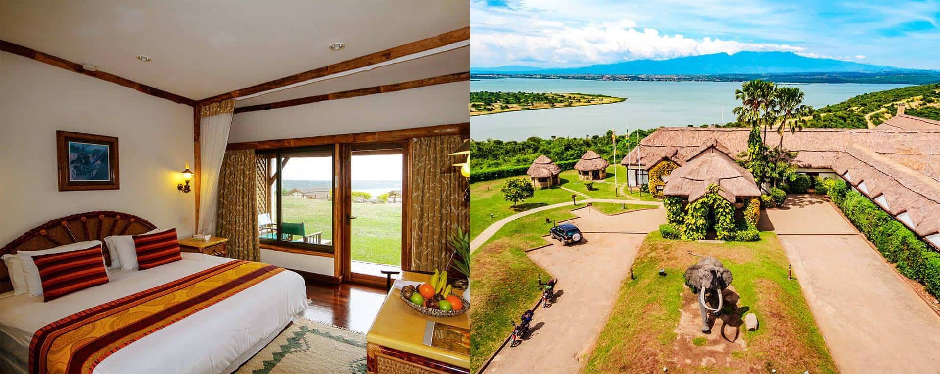 Mweya Safari Lodge Queen Elizabeth