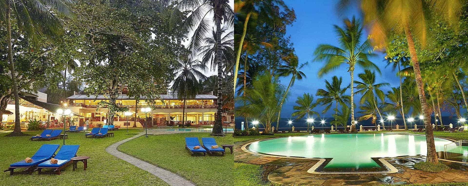 Neptune Beach Resort Mombasa North Accommodation In Kenya