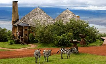 WHERE TO STAY IN NGORONGORO