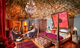 PLACES TO STAY IN NGORONGORO