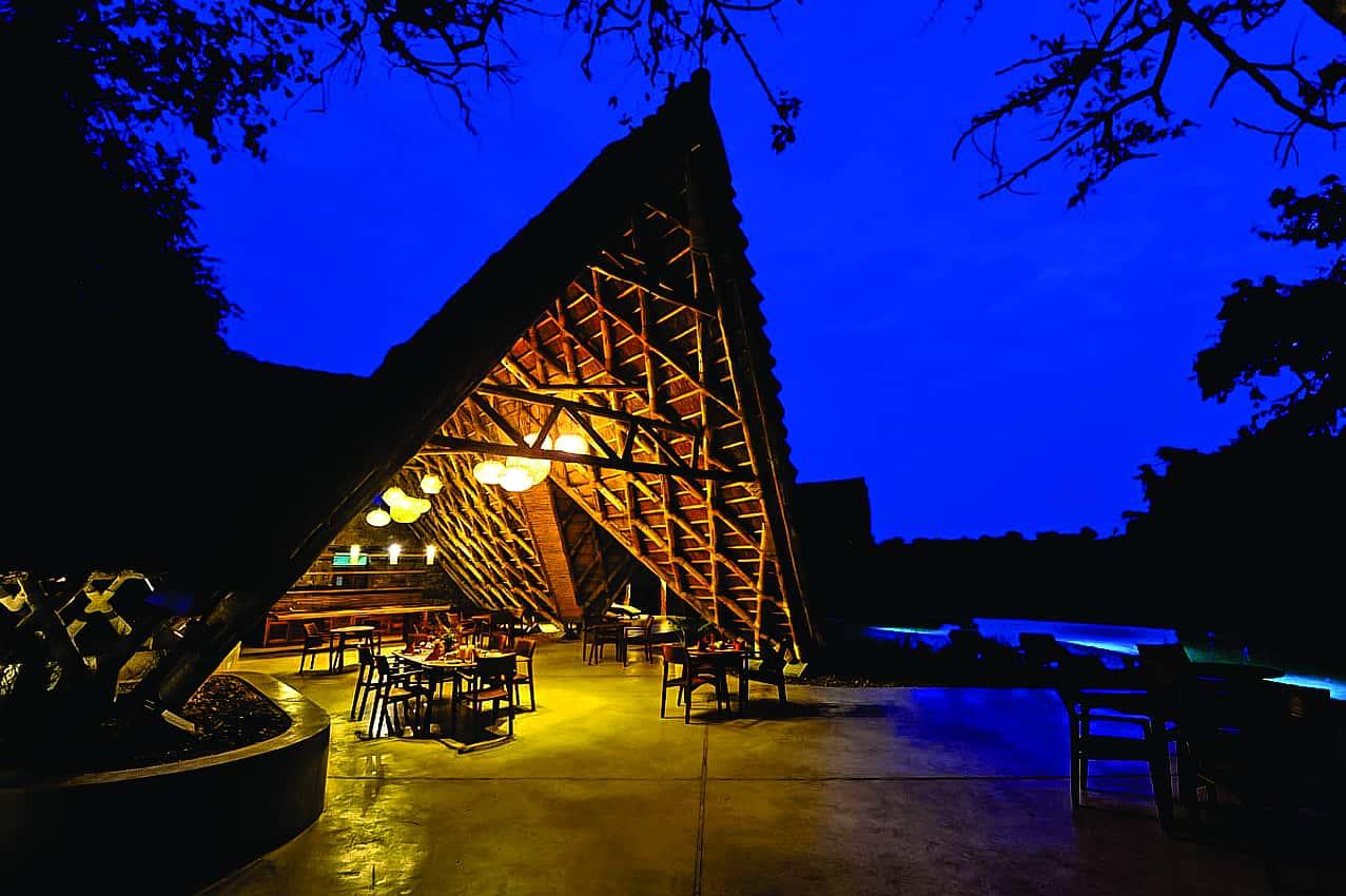 Nile Safari Lodge Murchison Falls Park View