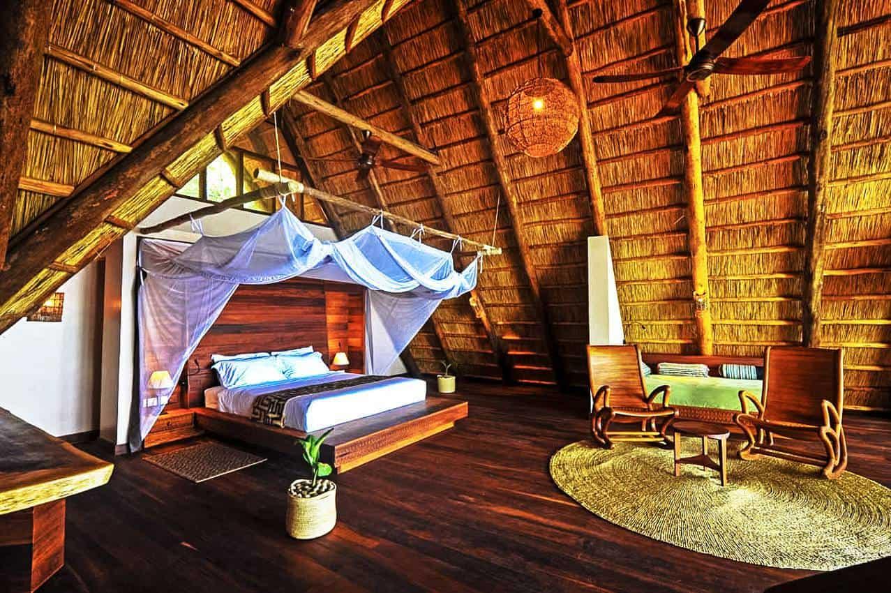 Nile Safari Lodge Accommodation Murchison Falls