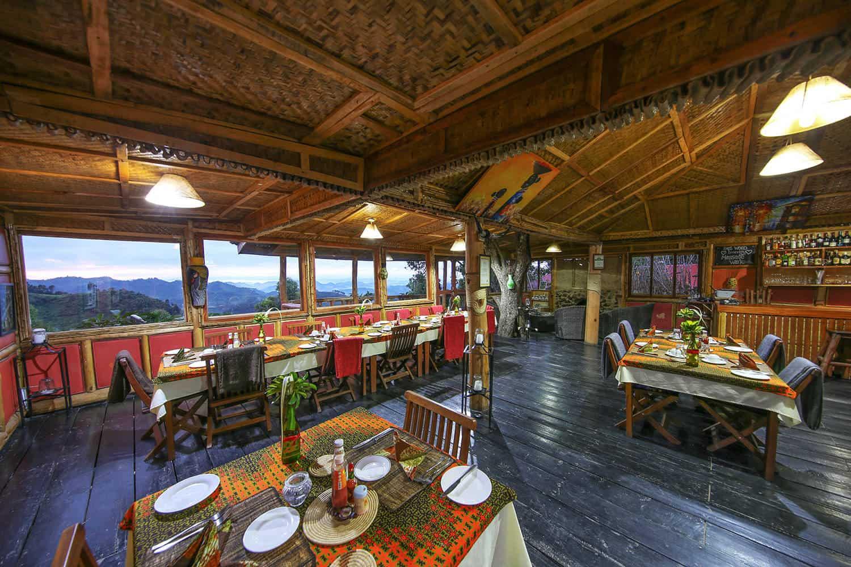 Nkuringo Bwindi Gorilla Lodge Meals Bwindi Dining