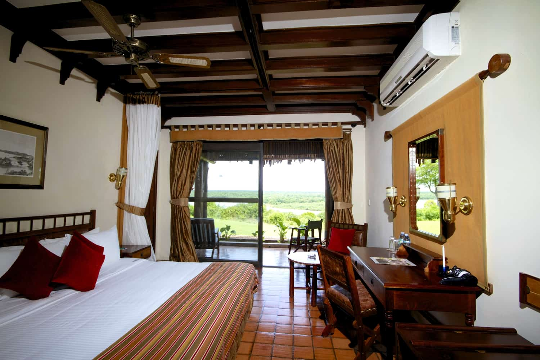 Paraa Safari Lodge Accommodation Murchison Falls
