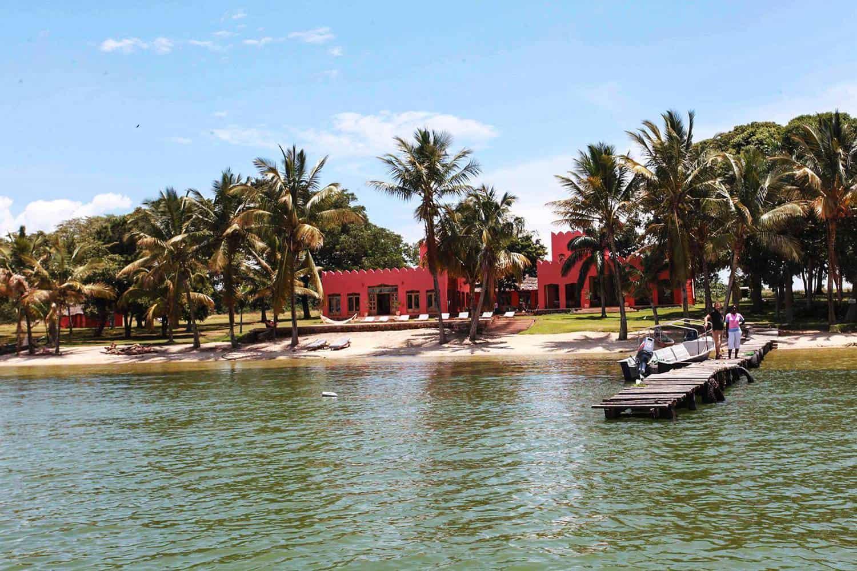 Pineapple Bay Resort Entebbe View