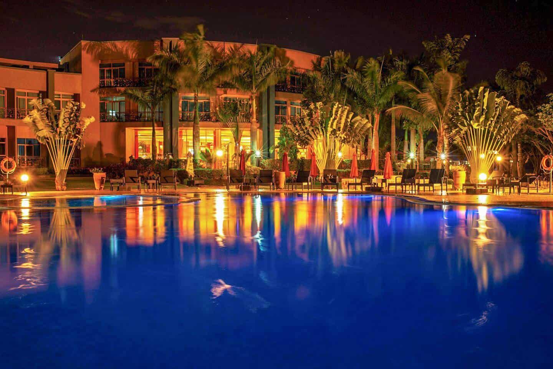 Protea Hotel Entebbe By Marriott Entebbe View