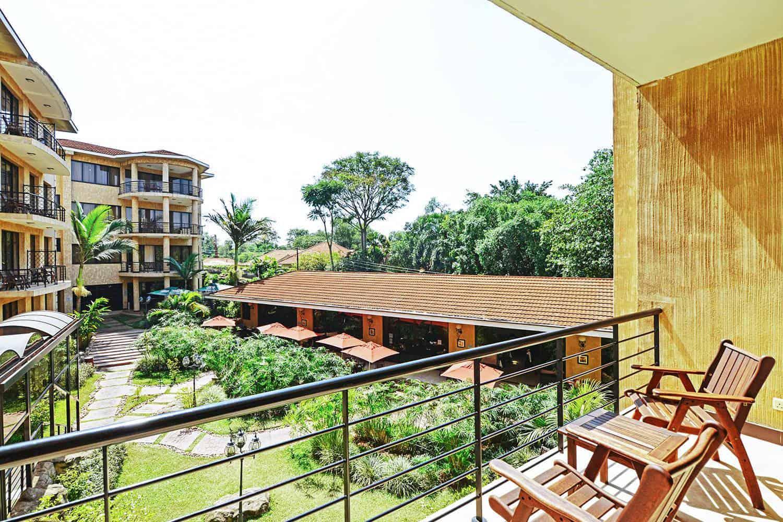 Protea Hotel Kampala By Marriott Kampala View