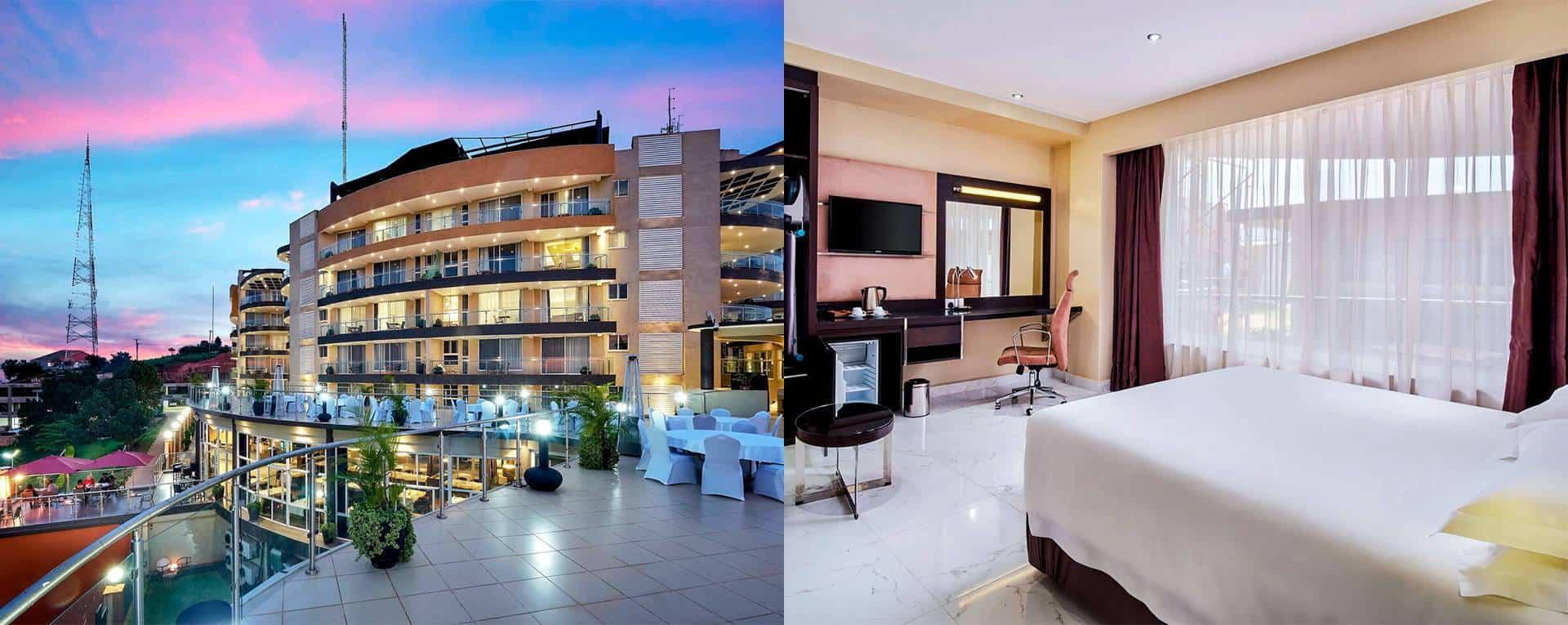 Protea Hotel Kampala Skyz
