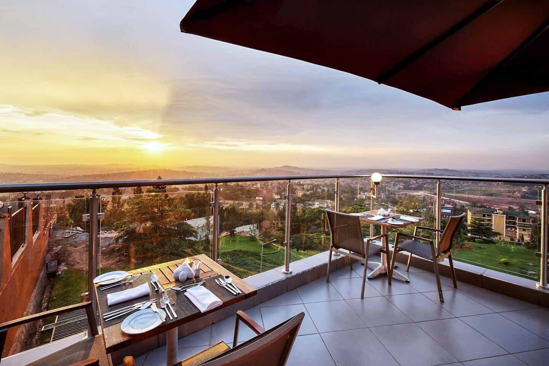 Protea Hotel Kampala Skyz By Marriott Meals Kampala Dining