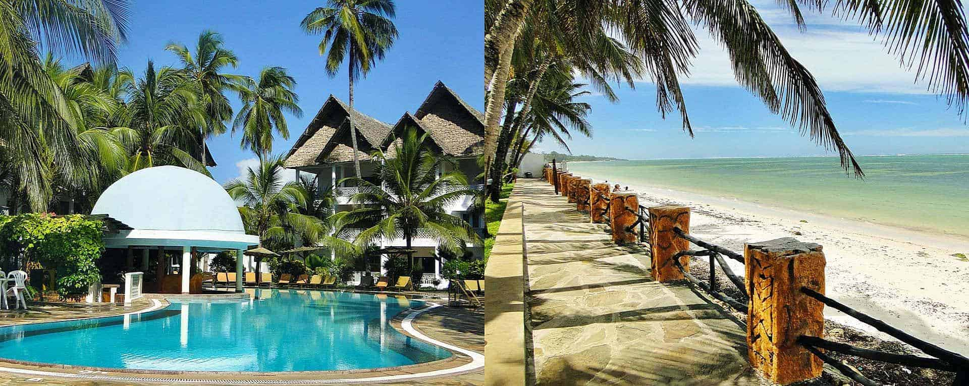Royal Reserve Safari Beach Club Mombasa North Accommodation