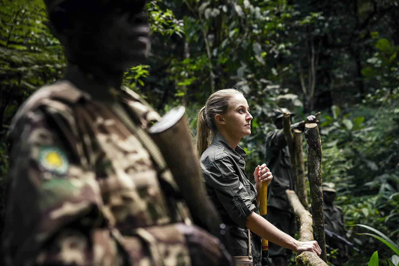 Assistance Of Uganda Ranger Guides, Gorilla Trackers & Porters