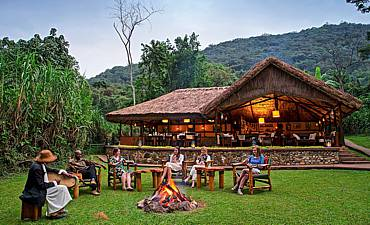 WHERE & BEST PLACES TO STAY IN BWINDI
