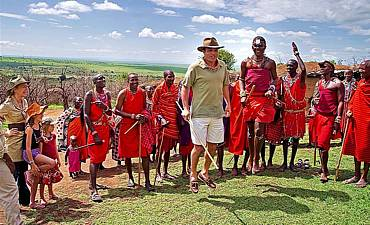 CULTURAL SAFARIS IN AFRICA