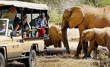 SAFARI & TOUR IN SAMBURU