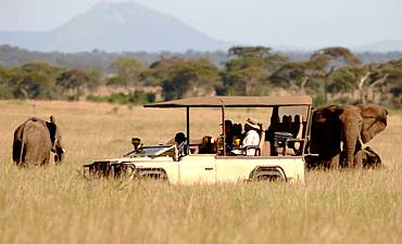 CUSTOM & PRIVATE AFRICA SAFARIS