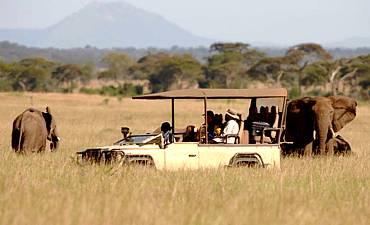 CUSTOM & PRIVATE AFRICA SAFARIS