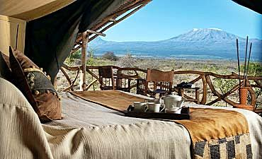 WHERE TO STAY IN AMBOSELI
