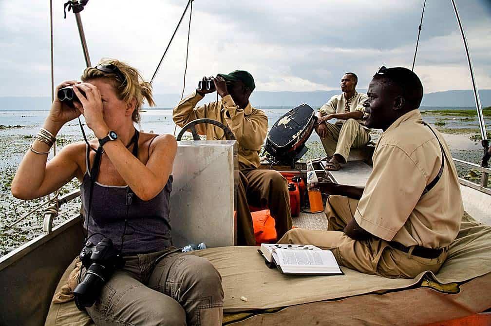Birdwatching - Lake Albert Boat Safaris Around Semliki
