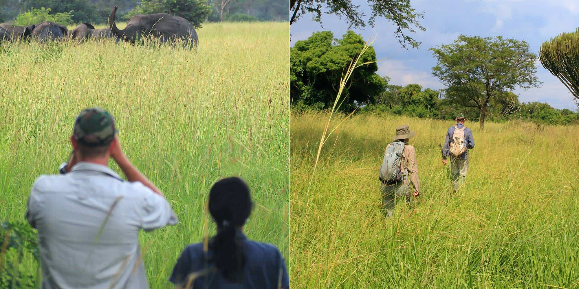Nature Walks, Hikes-Treks, Bush Walk Safaris In Semliki Reserve