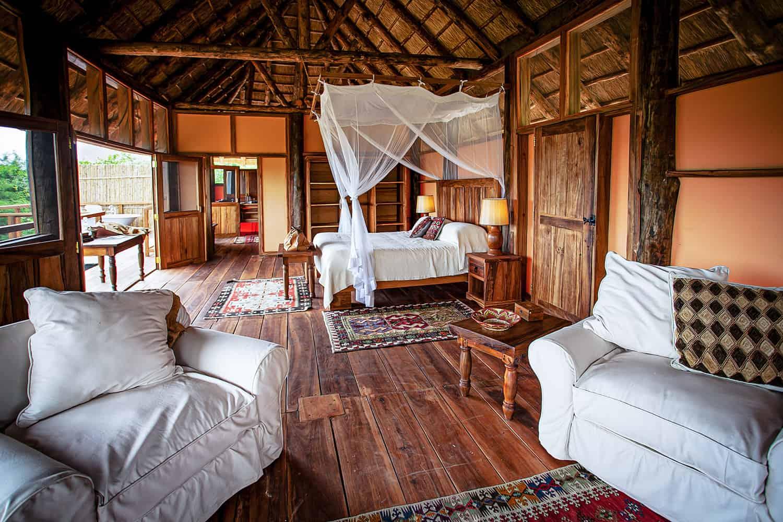 Semliki Safari Lodge Accommodation Semliki