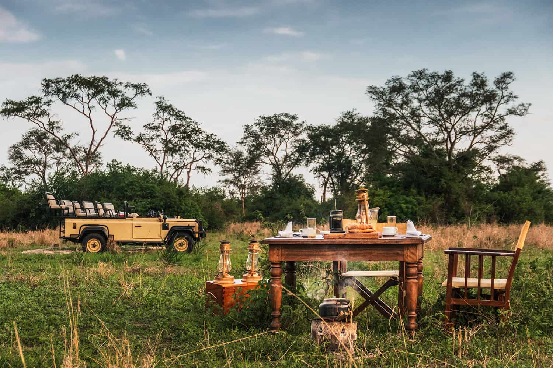 Semliki Safari Lodge Meals Semliki Dining