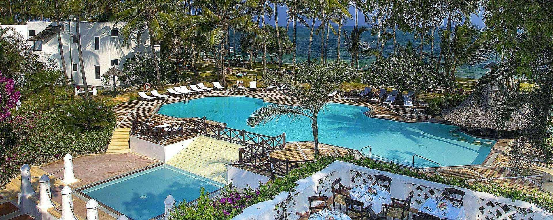 Safari Beach Hotel Mombasa