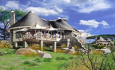SERENGETI LAKE MAGADI LODGE