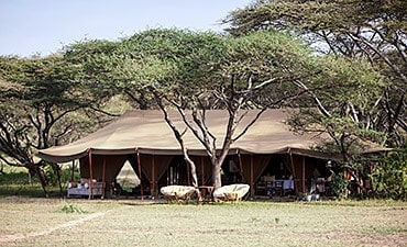 SERIAN SERENGETI MOBILE CAMP (NORTH & SOUTH)
