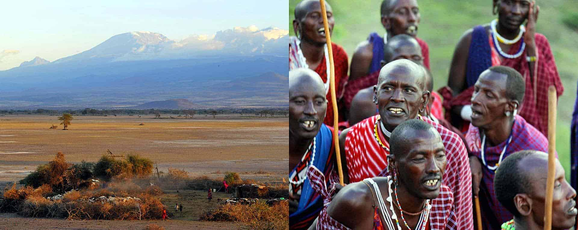 Image result for massi people of mt kilimanjaro africa