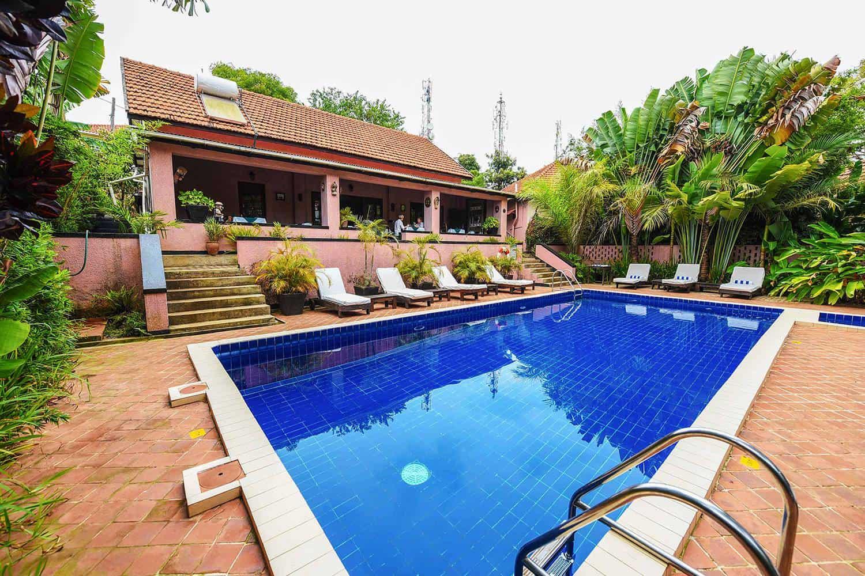 The Boma Entebbe Entebbe View