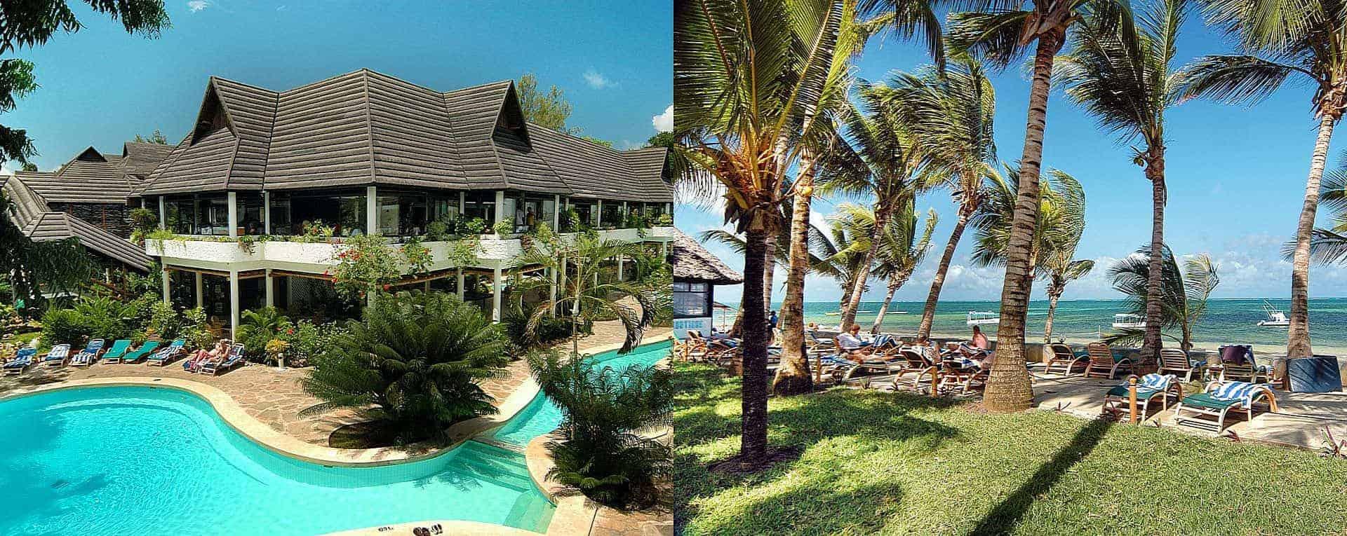 Mombasa North Beach Accommodation In Kenya